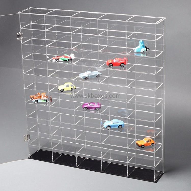 Factory Wholesale Acrylic Toy Car Display Case Acrylic Display Box