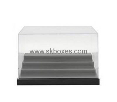 Plastic manufacturing companies custom lucite display case