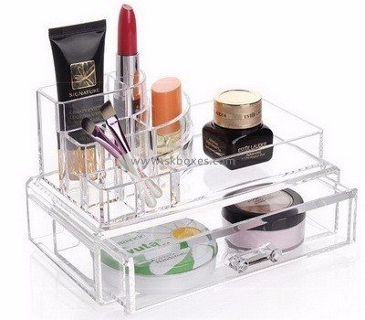 Wholesale makeup acrylic organizer BMB-004
