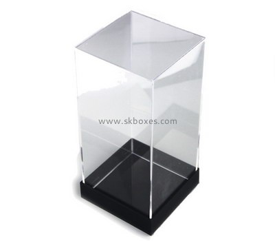 Customize acrylic merchandise display case BDC-1064