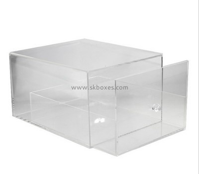 Customize clear acrylic drawer BDC-1071