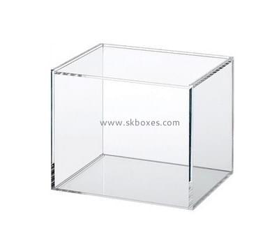 Customize clear plastic display box BDC-1082