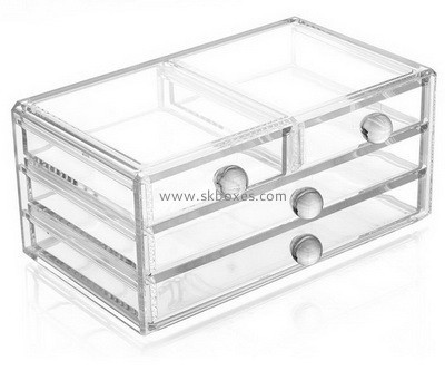 Customize acrylic 4 drawer storage BDC-1101