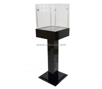 Customize acrylic tabletop display case BDC-1113
