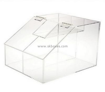 Customize acrylic countertop pastry display case BDC-1134