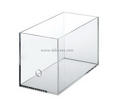 Customize lucite display showcase BDC-1155