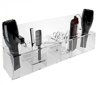 Customize clear acrylic organizer BDC-1167