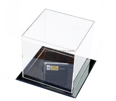 Customize clear perspex display case BDC-1201