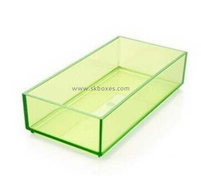 Customize plexiglass display case BDC-1371