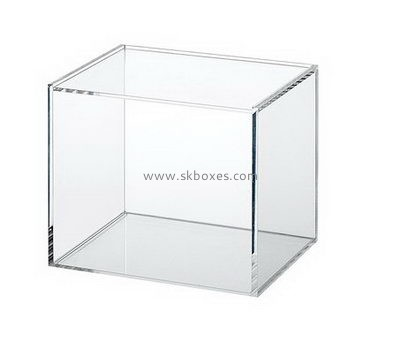 Customize perspex clear display case BDC-1399