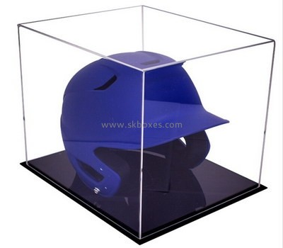 Customize acrylic hat display case BDC-1446