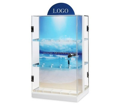 Customize acrylic modern display cabinet BDC-1460