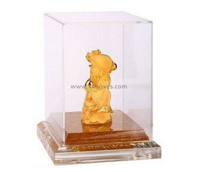 Customize clear merchandise display case BDC-1499