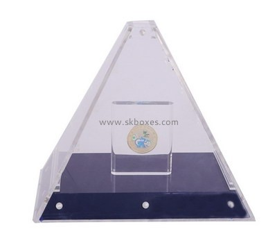 Customize acrylic glass display case BDC-1515