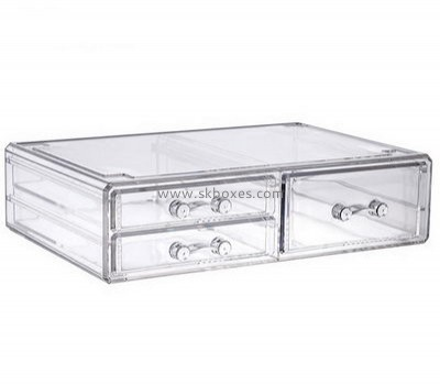Customize clear acrylic box drawers BDC-1531