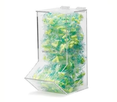 Customize acrylic cheap candy dispenser BDC-1543