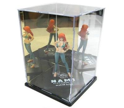 Customize lucite toy display case for sale BDC-1550