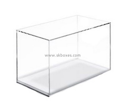 Customize  clear plastic display cases BDC-1562