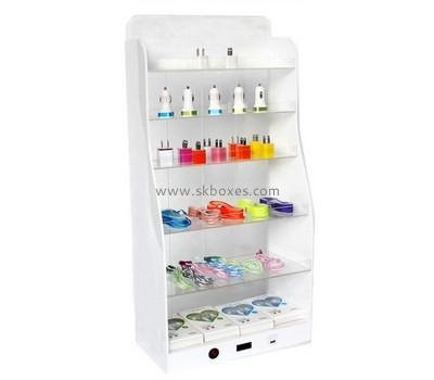 Customize display cabinet plexiglass BDC-1591