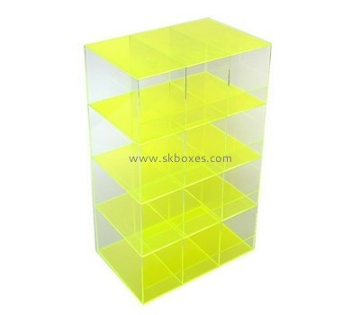 Customize acrylic cabinet store BDC-1596
