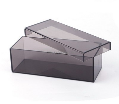 Customize colored acrylic boxes BDC-1605