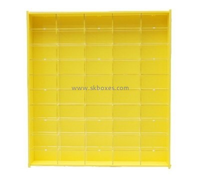 Customize acrylic book cabinet design BDC-1649
