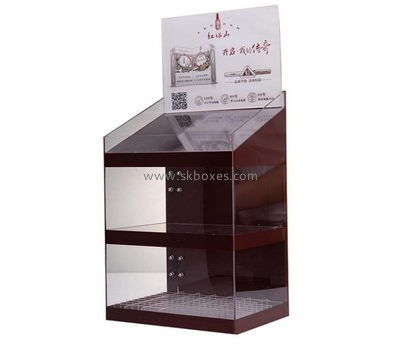 Customize lucite cabinet store BDC-1665