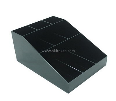 Customize acrylic divided compartment box BDC-1737