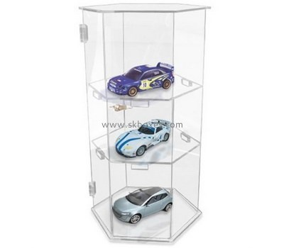 Customize acrylic model car display cabinet BDC-1749