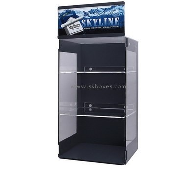 Customize acrylic cabinet display for sale BDC-1775
