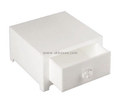Customize acrylic small narrow drawer unit BDC-1779