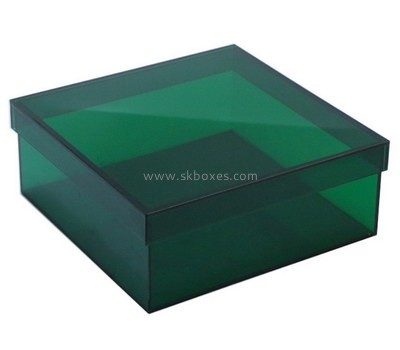 Customize square storage box with lid BDC-1784