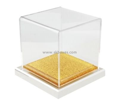 Customize lucite box display case BDC-1805