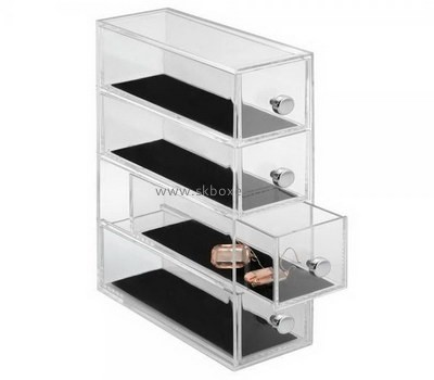 Customize perspex drawer organizer BDC-1834