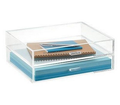Customize clear acrylic storage boxes BDC-1835