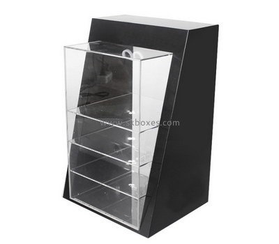 Customize lucite storage cabinet BDC-1858