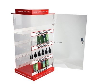 Customize plexiglass product display cabinet BDC-1860