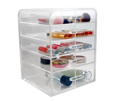 Customize perspex large clear display case BDC-1864