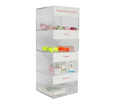Customize lucite cabinet display for sale BDC-1863