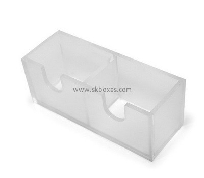 Customize small acrylic display case BDC-1870
