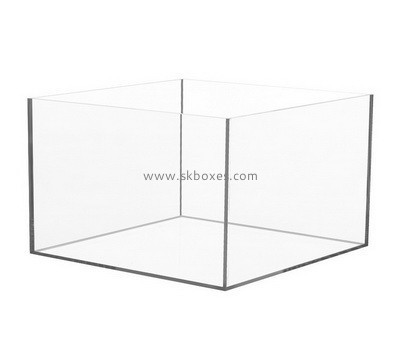 Customize clear acrylic box BDC-1872