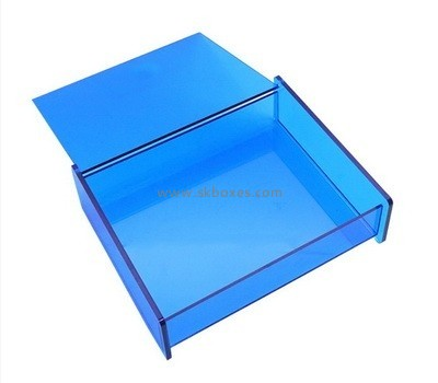 Customize plastic box with lid storage BDC-1875
