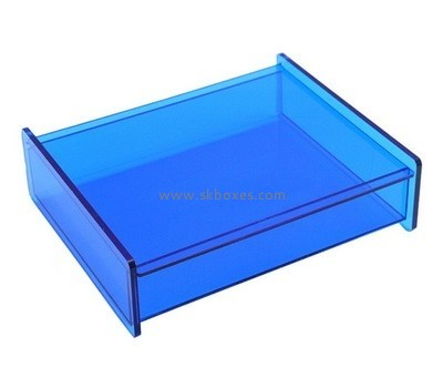 Customize lucite storage box with lid BDC-1876