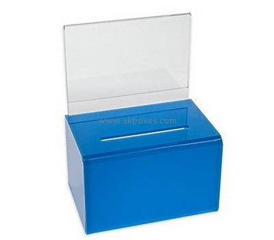 Lucite safety suggestion box BBS-640