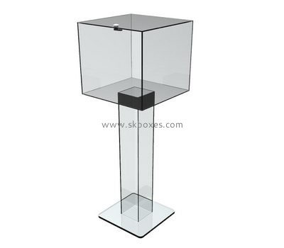 Acrylic ballot box voting BBS-653