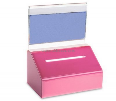 Perspex suggestion box BBS-660
