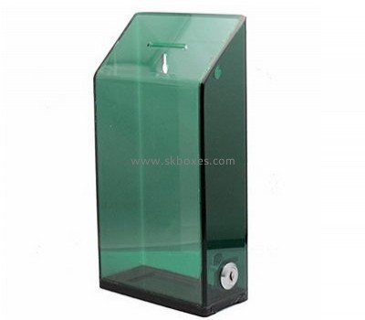 Acrylic ballot box for sale BBS-667