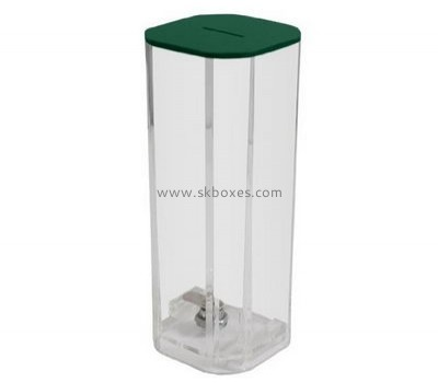 Acrylic large suggestion box BBS-676