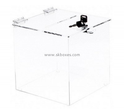 Lucite customer suggestion box BBS-679