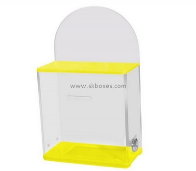 Perspex small suggestion box BBS-684